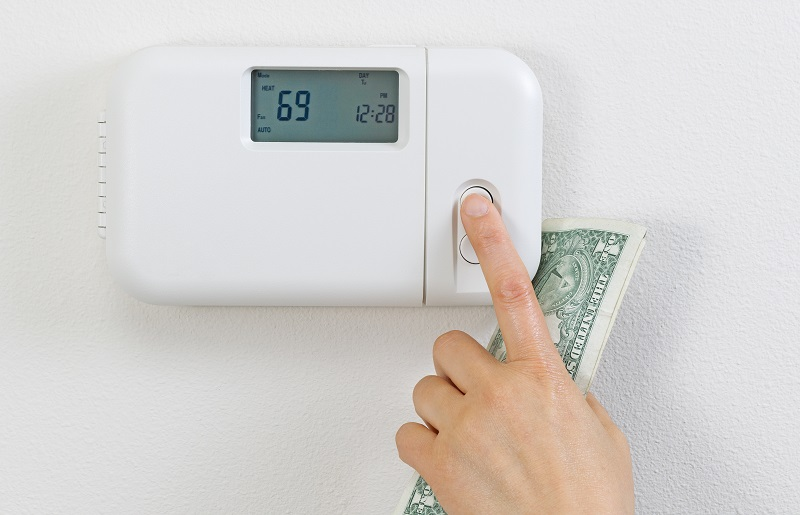 AC Turning on and off The Many Benefits of Upgrading Your Furnace