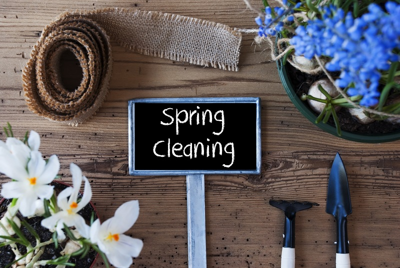 HVAC spring cleaning