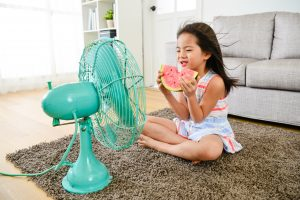 Tips for Offsetting AC Costs by Using Fans