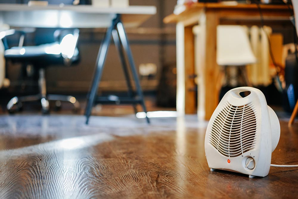 space heater kansas city
